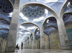 ایستگاه های متروی ازبکستان