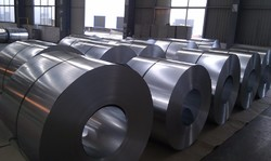 Iranian co. sends first galvanized sheet batch to Europe