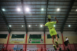 برگزاری مسابقات رنکینگ بدمینتون کشور در قم