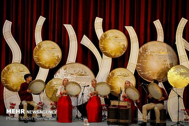 المهرجان العالمي للعزف على الدف