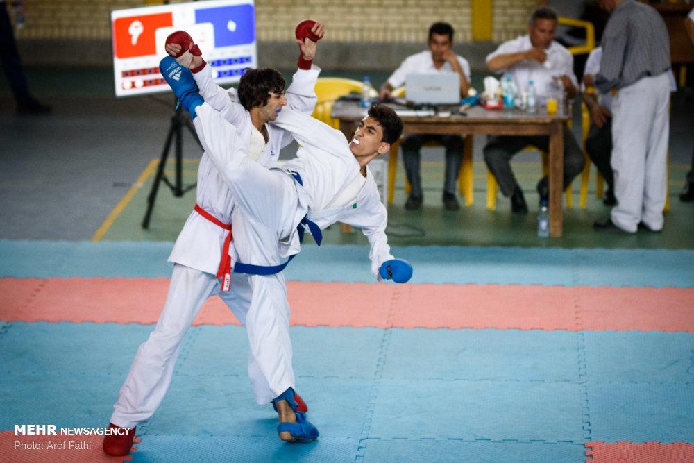 بیست و هشتمین دوره مسابقات قهرمانی کاراته کشور
