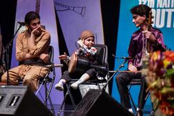 اختتامیه بخش «موسیقی نواحی» جشنواره ملی موسیقی جوان