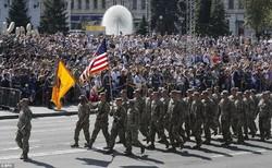 آمریکا: آماده ارائه کمک نظامی به اوکراین هستیم