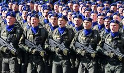 ڕژهی ڕۆژی سهربهخۆیی له ئۆکراین