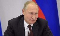 Putin says 'great progress' made towards crisis settlement in Syria
