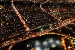 هوای مناطق شلوغ تهران امشب برای گروههای حساس ناسالم میشود