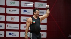 Sohrab Moradi to compete for Olympic ticket in Cali