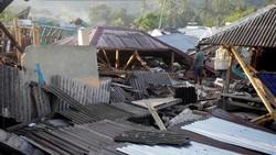 Indonesi earthquake