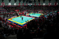 Pencak silat competitions in Jakarta