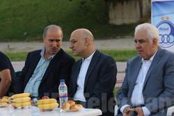 رئیس فدراسیون فوتبال در تمرین تیم استقلال حضور یافت