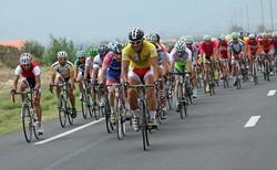 مسابقه جایزه بزرگ دوچرخه سواری در مرند برگزار می شود
