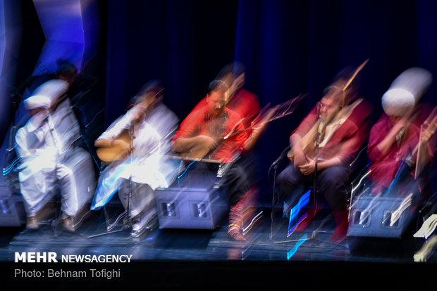 «هیژان» کنسرت برگزار میکند/جلوهای دیگر از موسیقی اقوام