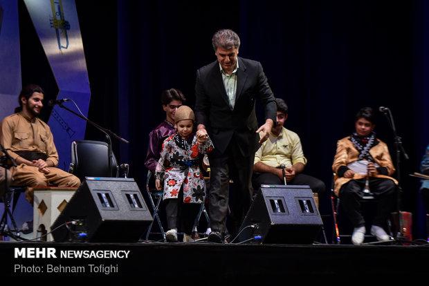 الحفل الختامي للمهرجان الوطني لموسيقى الشباب