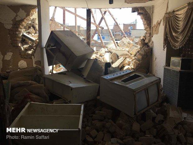 Water heater explosion ruins 3 buildings, kills 10 in NE Iran