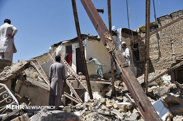 گوجرانوالا میں اسکول کی چھت گرنے سے 6 بچے جاں بحق