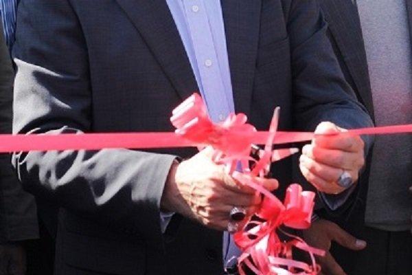 چهار پروژه عمرانی و خیرساز دانشگاه بیرجند افتتاح شد