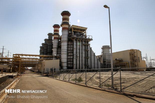 تامین ۹۵ درصدی سوخت نیروگاههای کشور از گاز طبیعی
