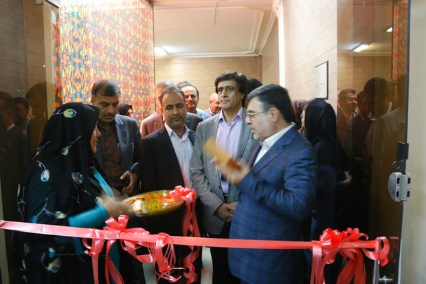 نمایشگاه مد و لباس سنتی اداری خلیج فارس افتتاح شد