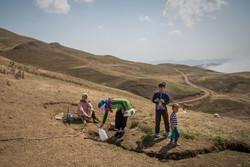 بهره برداری از سه کانون تأمین آب آشامیدنی وکشاورزی درمناطق عشایری