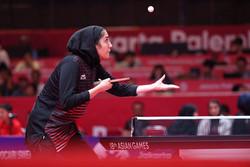 مسابقات تنیس روی میز بانوان در چهارمحال و بختیاری برگزار  شد