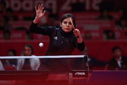 ندا شهسواری پرچمدار کاروان ایران در اختتامیه بازیها