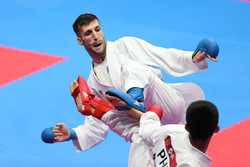 Iranian karatekas win two bronze medals at Karate1 Premier League