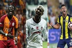 Süper Lig'in skorerleri Türkiye'den ayrıldı