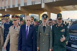 İran Savunma Bakanı'ndan Suriye'ye önemli ziyaret