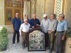 تکمیل موزه هنر مشکین فام با آثار هنرمندان صنایع دستی و سنتی شیراز
