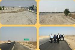 ۳ طرح راهسازی در شهرستان گناوه افتتاح و کلنگزنی شد