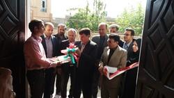 افتتاح ۱۷ واحد مسکونی ویژه معلولین روستایی نهاوند