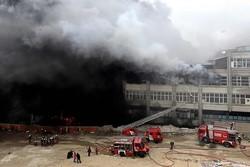 CHP, esrarengiz fabrika yangınlarını Meclis'e taşıdı