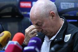فریرا - سرمربی تیم فوتبال السد قطر