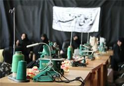 دوخت ۱۵ هزار دست لباس برای همایش شیرخوارگان حسینی در قزوین