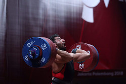 Iranian weightlifters win 4th intl. Fajr cup