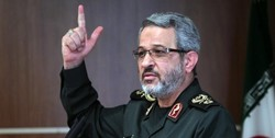 Basij chief voices readiness to help government
