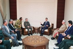Bashar al-Assad stresses long-term coop. with Iran