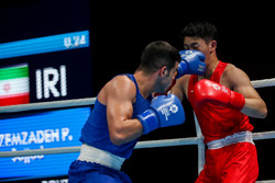 Iran bags 3 medals at intl. boxing tourn. in Hungary