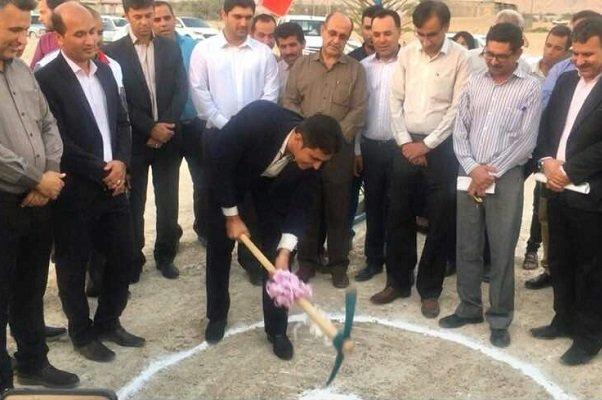 جاده بین مزارع در تنگستان افتتاح شد/ آغاز بازسازی شبکه آب روستایی