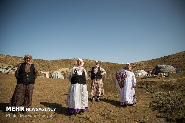 İran'da yaşayan Kurmanci aşiretleri