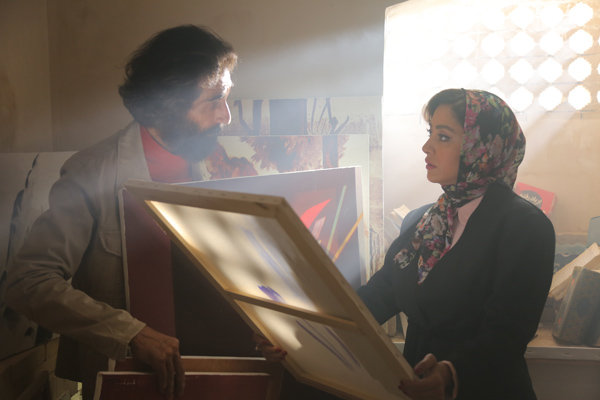 بهاره کیانافشار به «رویای سهراب» پیوست/ زندگی شاعر روی پرده