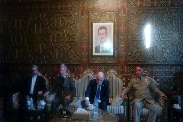 Iran to develop coop. in Syria's reconstruction