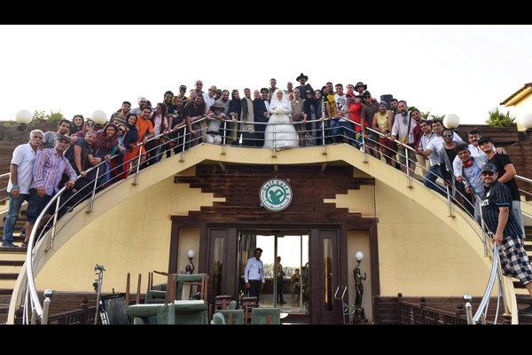 پایان فیلمبرداری «آپاچی» در جزیره کیش