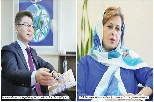 Global community should help Iran address refugee issues: S. Korean envoy