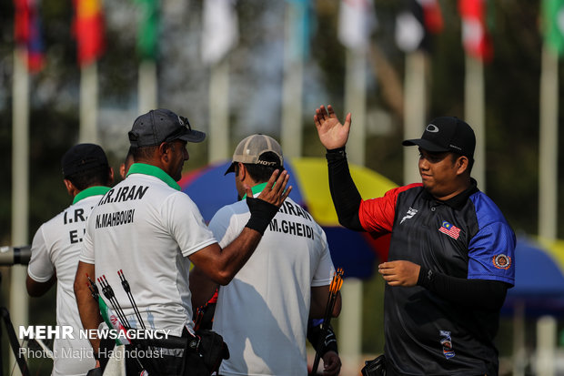 Archery competitions in 2018 Asian Games