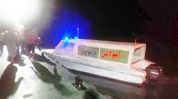 اتوبوس دریایی غرق شد/اورژانس دریایی غیراستاندارد برای جابجایی بیماران