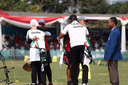 Asian Games: Iran's mixed team wins bronze in archery