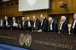 US 'disappointed' after ICJ ruling on Iran sanctions