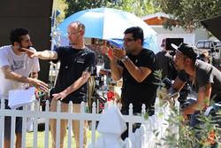 علی عطشانی تهیه کنندگی یک فیلم هالیوودی را برعهده گرفت