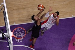 VIDEO: Iran vs Japan basketball match in Asiad